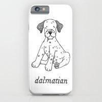 Dog Breeds: Dalmation iPhone 6 Slim Case