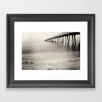 In My Dream Framed Art Print