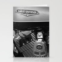 Harley Davidson Stationery Cards