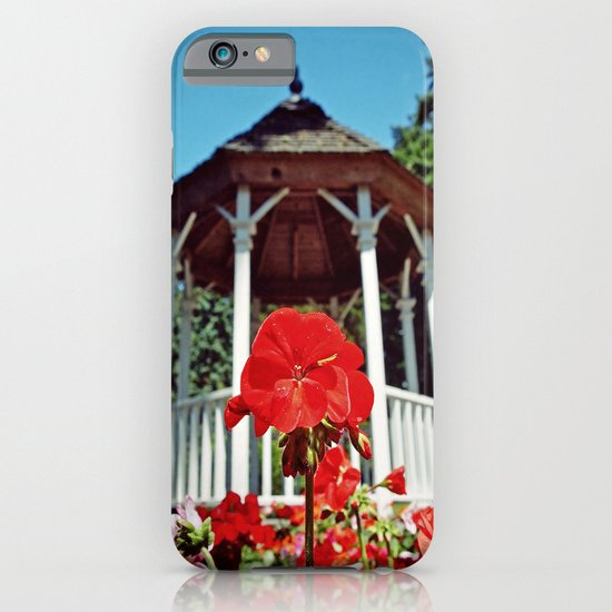 Gazebo flower iPhone & iPod Case