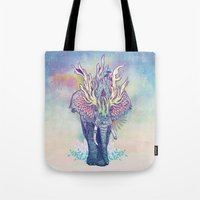 Spirit Animal - Elephant Tote Bag