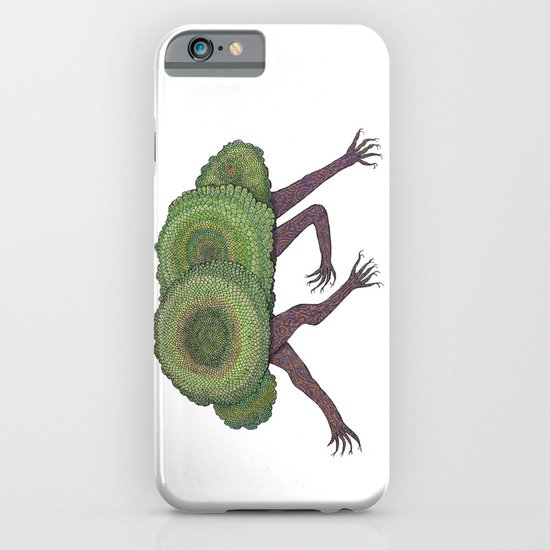 Creeping Shrubbery iPhone & iPod Case
