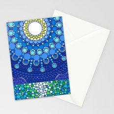 Full Moon Splendour Stationery Cards