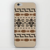 The Dude's Duds iPhone & iPod Skin