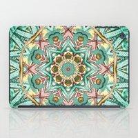 Sea Angel Kaleidoscope iPad Case