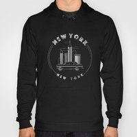 New York, New York Hoody