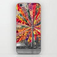 Blooming Toronto iPhone & iPod Skin