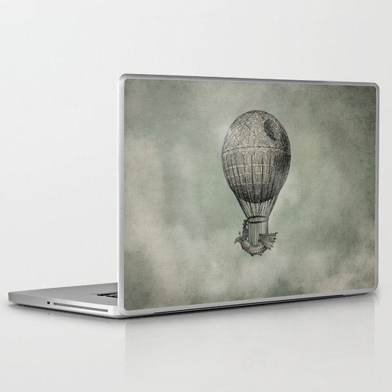 Dark Voyage Laptop & iPad Skin