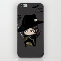 Chibi D iPhone & iPod Skin