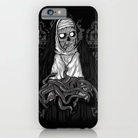 iPhone & iPod Case featuring SERPENT SERVICE by Matt Ryan Tobin