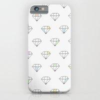 Diamonds In The Sky iPhone 6 Slim Case
