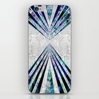 GEO BURST III iPhone & iPod Skin