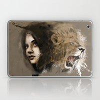 Kingdom Of Beauty Laptop & iPad Skin