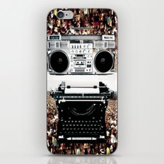 Stereo Type iPhone & iPod Skin