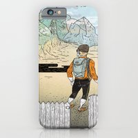 Backyard Adventure iPhone 6 Slim Case
