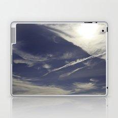 winter skies Laptop & iPad Skin