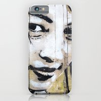 iPhone & iPod Case featuring Histoires de pouvoir 1 by MATEO