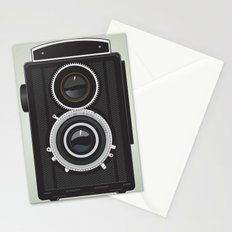 Vintage Camera Stationery Cards