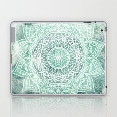 DEEP MINT MANDALA Laptop & iPad Skin