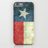 """iPhone & iPod Case featuring The """"Lone Star Flag"""" of Texas by Bruce Stanfield"""