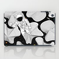 Worlds Apart iPad Case