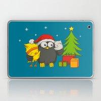 Nip-Nup's Christmas Laptop & iPad Skin