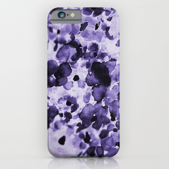 Delft Blue Floral iPhone & iPod Case