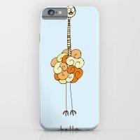 Hello Ostrich iPhone 6 Slim Case