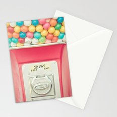 Rainbow Bubblegum Stationery Cards