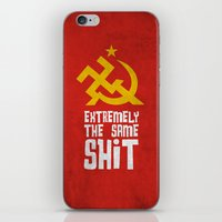 Extremists iPhone & iPod Skin