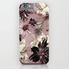 Flora Fauna (Pattern) Slim Case iPhone 6s