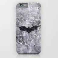 Bat Man Symbol iPhone 6 Slim Case