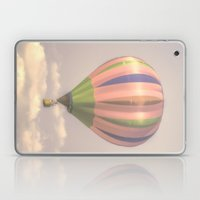Magical pink balloon Laptop & iPad Skin