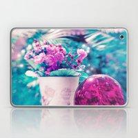 SUMMER ROSES Laptop & iPad Skin