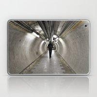 IN A LONDON UNDERGROUND … Laptop & iPad Skin