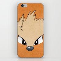 Arcanine - Pokemon 1st Generation iPhone & iPod Skin