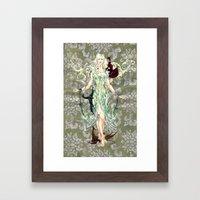Daenerys Framed Art Print