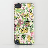 iPod Touch Cases featuring Memory Junk by Frenemy