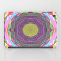 Circus Tunnel iPad Case