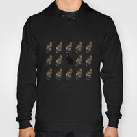 PURRSONAL SPACE CATTERN Hoody