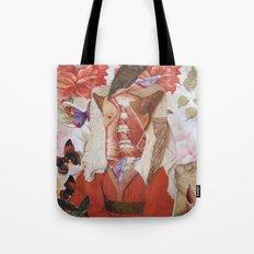 MARGARETHA Tote Bag