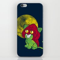 Battle Kitty  iPhone & iPod Skin