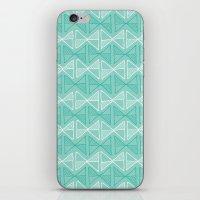 Bowties iPhone & iPod Skin