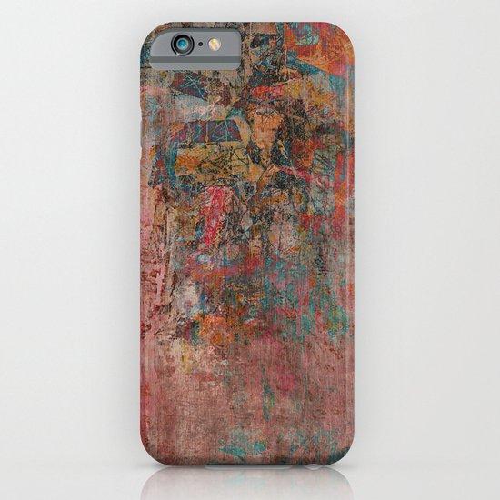 Elegante Signora in un Giorno Piovoso iPhone & iPod Case