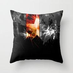 Captain America: Cap's Shield Throw Pillow