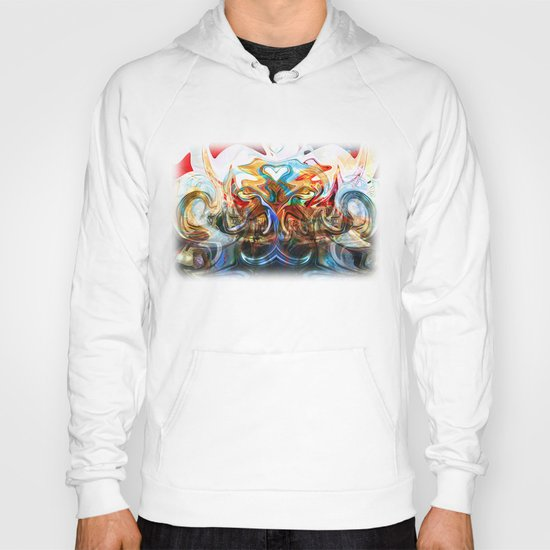 liquified space Hoody