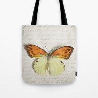 Hebomoia Glaucippe Lepid… Tote Bag