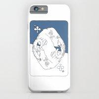 Elephant Card iPhone 6 Slim Case