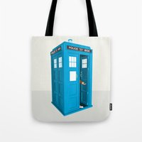 Doctor Who: Long Live the Tenth Doctor Tote Bag