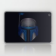 Star . Wars - Jango Fett Laptop & iPad Skin